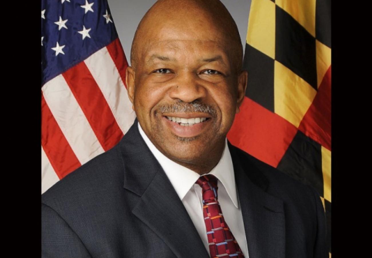 Rep, Elijah Cummings